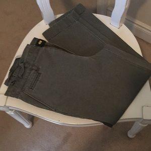 Marc Jacobs kaki pants super light